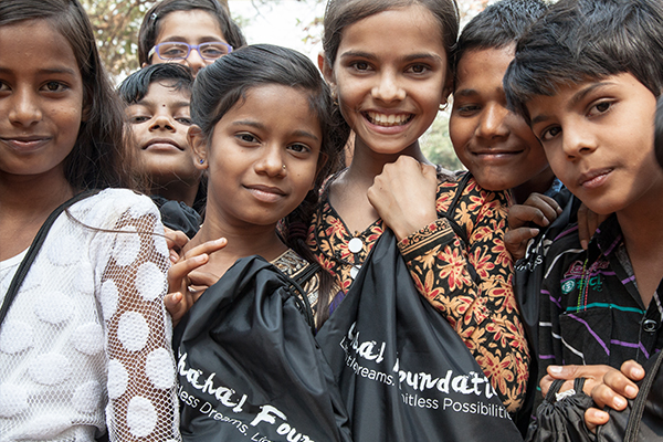 """The Chahal Foundation by Gurbaksh Chahal"""