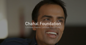 Gurbaksh Chahal Founder of Chahal Foundation